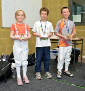 May 2012 Belfast Fencing Club